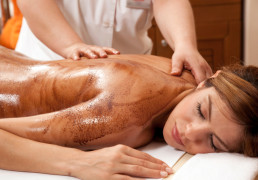 Body Exfoliation Treatment